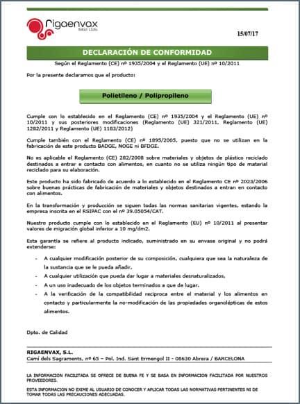 rigaenvax_conformidad